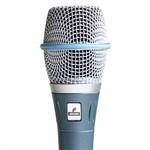 Microfone Condensador Arcano de Mao com Fio Am-b87