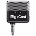 Microfone IRig Mic Cast