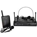 Microfone Sem Fio Tag Sound Tm559hsl Uhf Headset