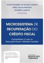 Microssistema de Recuperação do Crédito Fiscal