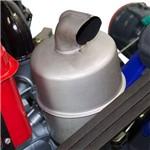 Microtrator Motocultivador Diesel - 16.5 Hp - Partida Elétrica e Manual - Refrigerado a Água com Rad Tipo Tobata