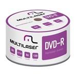 Midia Virgem Dvd-R Shrink Imprimível 120min 4.7gb