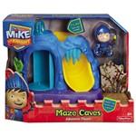 Mike o Cavaleiro - Playset Básico Caverna Labirinto - Mattel