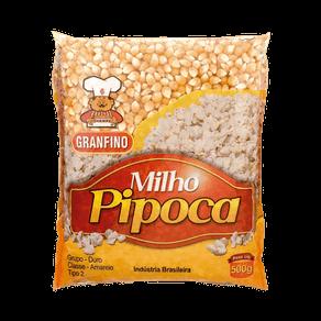 Milho de Pipoca Granfino Premium 500g
