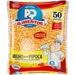 Milho de Pipoca Importada PQ 500g