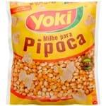 Milho de Pipoca Yoki 500g