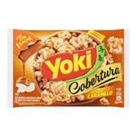 Milho para Pipoca de Micro-Ondas Cobertura de Caramelo Yoki 160 G
