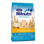 Milnutri Cereal Arroz e Aveia 230g