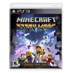 Minecraft Story Mode: a Telltale Games Series - Ps3