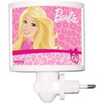 Mini Abajur Infantil de Parede Barbie LED - Startec