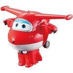 Mini Avião Super Wings - Jett - Intek