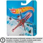 Mini Aviões Skybusters Hot Wheels HW City Mattel SORTIDO