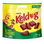 Mini Bifinhos Kelco Keldog Criadores Sabor Carne para Cães 500g