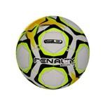 Mini Bola Penalty T50 Brasil 70 IX Branca e Laranja