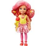 Mini Boneca Barbie - Dreamtopia - Fada Morango - Mattel
