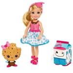 Mini Boneca Barbie - Dreamtopia - Reino dos Sonhos - Chelsea e Biscoitinho - Mattel