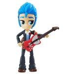 Mini Boneca Equestrial Girls Articulada - My Little Pony - Flash Sentry - Hasbro