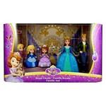 Mini Bonecos Família Real Princesa Sofia Disney - Mattel