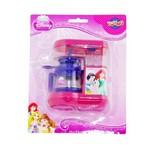 Mini Cafeteira de Plástico Princesas - Toyng Brinquedos