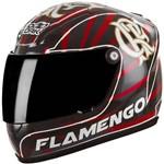 Mini Capacete Pro Tork Flamengo