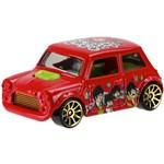 Mini Carrinho Hot Wheels Coleção Especial Morris Mini Beatles Mattel