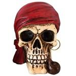 Mini Caveira Pirata
