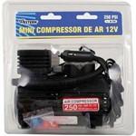 Mini Compressor de Ar 12V W-250 Western