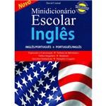 Mini Dicionário Escolar Ingles/portugues
