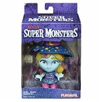 Mini Figura - 10cm - Playskool - Super Monsters - Katya - Hasbro