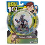 Mini Figura Articulada 10 Cm - Ben 10 - Omni - Desenvolvido - Xlr8 - Sunny