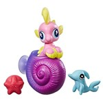 Mini Figura My Little Pony com Acessórios - Mini Pônei Sereia - Jelly Bee - Hasbro