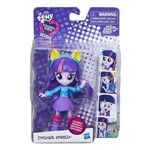 Mini Figura My Little Pony Equestria Girls Twilight Sparkle B7792 - Hasbro
