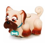 Mini Figura - Pet Parade - Cachorrinho Bege - Multikids