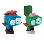 Mini Figura Zombie Infection Zumbi Zombiff Fun 8112-1-Zf-Fun + Mini Figura Zombie Infection