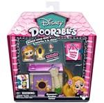 Mini Figuras Doorables Disney - Cantinho Criativo da Rapunzel - DTC