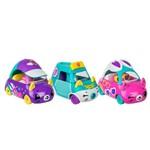 Mini Figuras - Shopkins - Cutie Cars - Coleção - Ligeirinho - Dtc