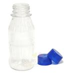 Mini Garrafinha Coca-Cola Tampa Azul - 10 Unidades