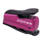 Mini Grampeador Nano Paperpro Até 12 Folhas 1804 Rosa