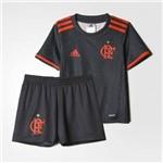 Mini Kit Flamengo Adidas Especial IV Olimpíadas 2016