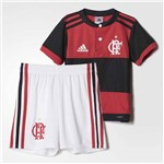 Mini Kit Flamengo Oficial 1 Adidas 2017