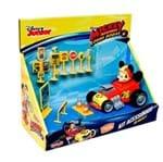 Mini Kit Veículo Mickey com Acessórios Toyng
