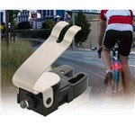 Mini Luz de Freio Bicicleta Led Sinalizador Noturno Speed