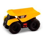 Mini Mover Caminhão Cat Dump Truck - Dtc