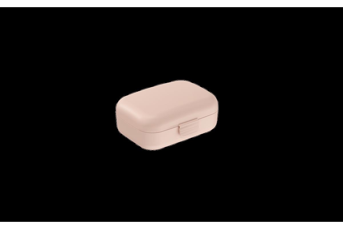 Mini Necessária 10,8 X 8,2 X 4,4 Cm Rosa Blush Coza