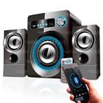 Mini Rádio Bluetooth - Kp-6022bh