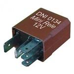 Mini Relé Controle do Ar Condicionado e Ventilador do Radiador 5 Terminais 12v 20/10a Xsara