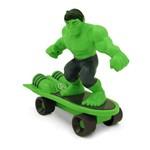 Mini Skate de Fricção - Avengers - Hulk - Toyng