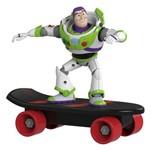 Mini Skate Radical de Fricção com Figura - Toy Story - Buzzlightear - Toyng