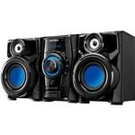 Mini System Mondial MS05 260W RMS, USB e Rádio AM/FM