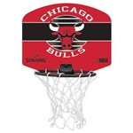 Mini Tabela de Basquete Nba Chicago Bulls Spalding